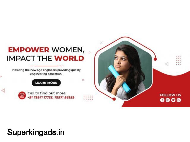 Womens engineering college in hyderabad | Engineering colleg - 1/2