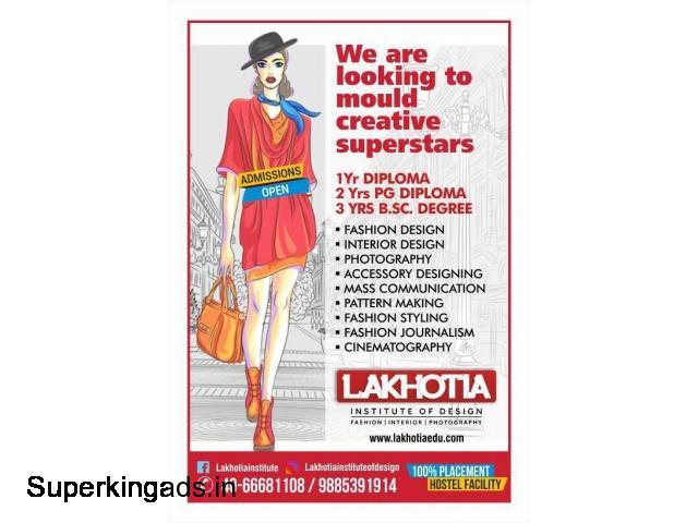 Degree in fashion Design Hyderabad - 1/4