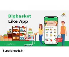 Quickly become a Millionaire with Bigbasket Clone