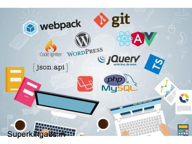Website Development company in Navi Mumbai - 1/1