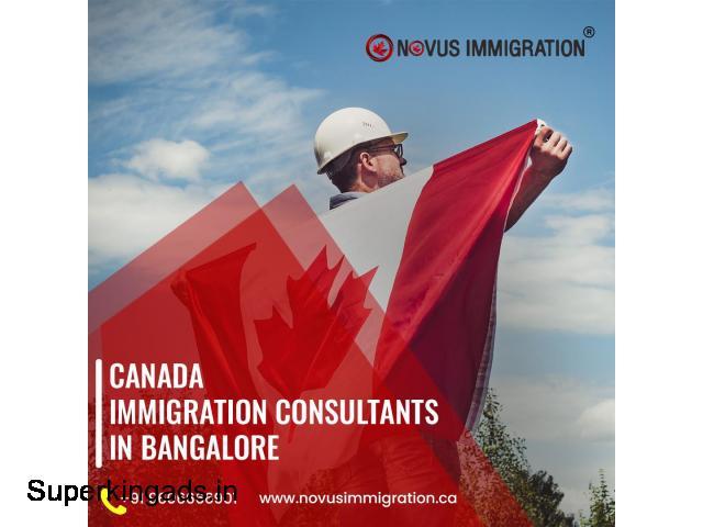 Canada immigration consultants in Bangalore - Novusimmigrati - 1/1
