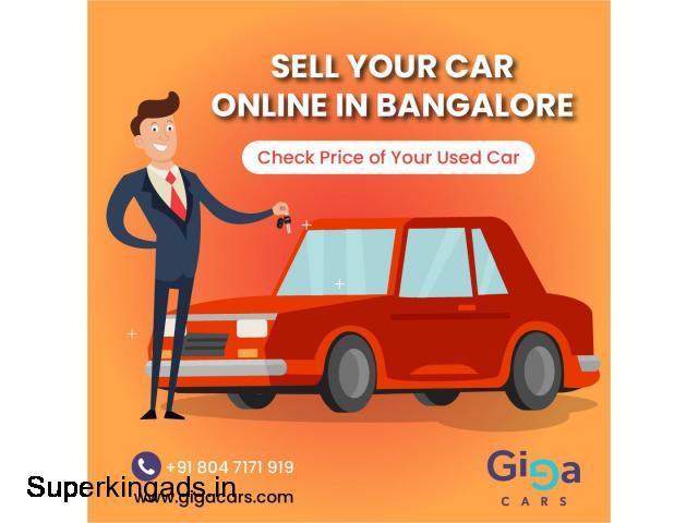 Online Used Car Sales in Bangalore - gigacars.com - 1/1