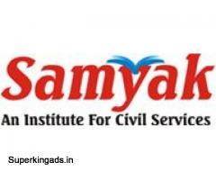 Best RAS Coaching in Jaipur-Samyak IAS