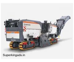 Road Milling Machine Rental Services in Delhi