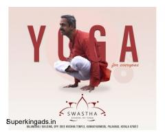 The Best Yoga Classes in Palakkad | Swastha School of Yoga |