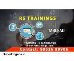 Tableau training in Hyderabad    Tableu online training in U