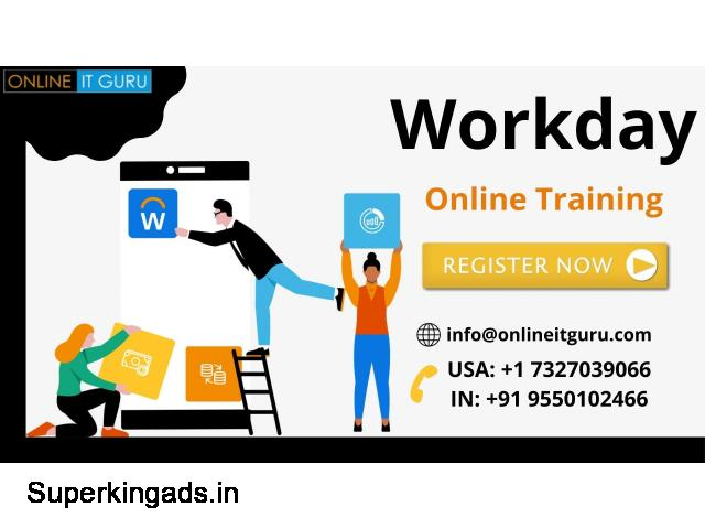 Workday online training in india - 1/1