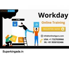 Workday online training in india