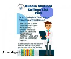 Top Universities In Russia For MBBS 2021 Twinkle InstituteAB