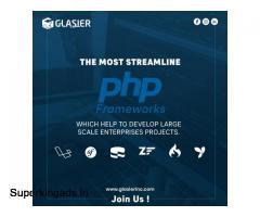 PHP Development Company - Custom PHP Development Services