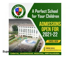 Best International School Admission |Top Schools | Hyderabad