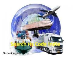 Search Hs Code India