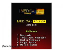 Medica Roll On Zero Pain