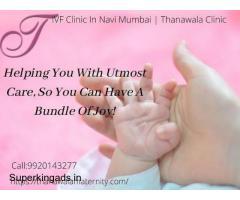 Dr.Uday Thanawala Fertility Specialists In Vashi