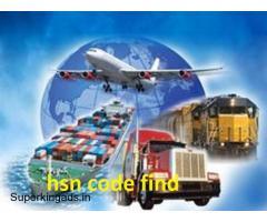 Free hsn code find online