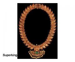 Best Antique Gold Set Designs | Chand Begum