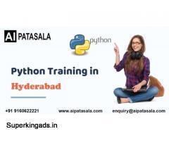Python Course in Hdyerabad-AI Patasala