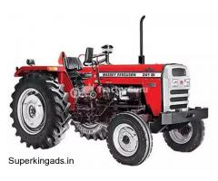 Massey Ferguson -Best Indian Tractor