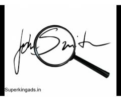 Handwriting & Signature  Examination Experts in Varanasi