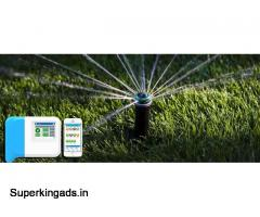 Sprinkler Irrigation System Company in India   Blurain