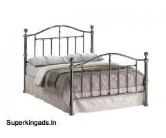 Buy Best Quality Metal Bed