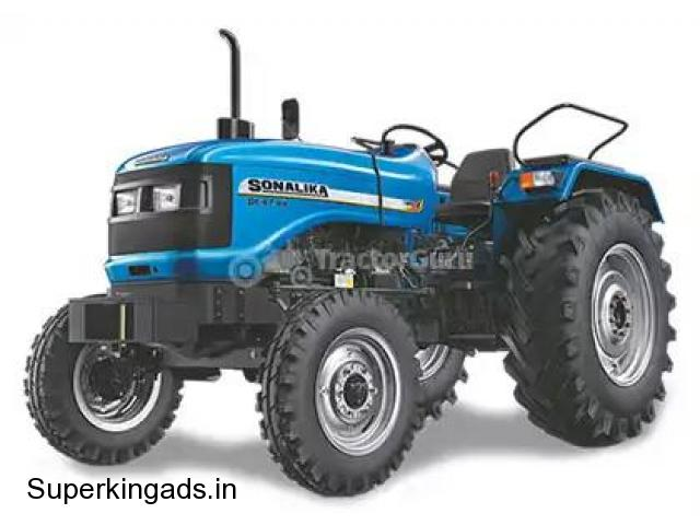 Best Indian Tractor-Sonalika DI 47 RX - 1/1
