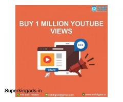 How to Choose the best site to buy 1 Million YouTube Views